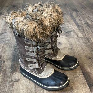 Sorel Joan Of Arctic Boots Women's 7.5